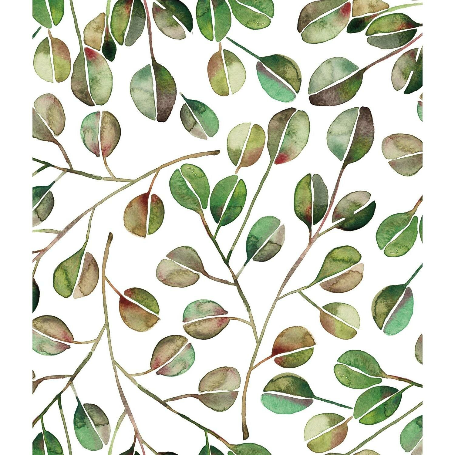 quinton eucalyptus 1886 l x 18 w peel and stick wallpaper roll