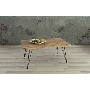 Campanella Coffee Table by Union Rustic