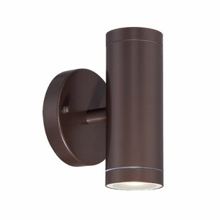 Ebern Designs Mckeever 2-Light Outdoor Sconce