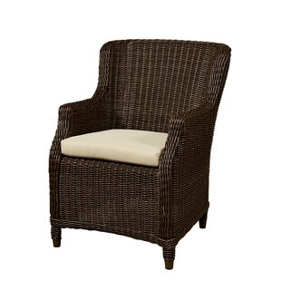 Arm Chair with Cushion by Wildon Home?
