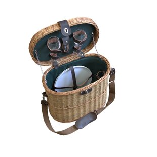 Ramblers Fitted Picnic Basket By Brambly Cottage