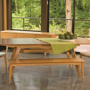 Currant Bamboo Bench by Greenington