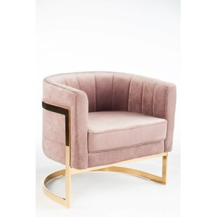 Mica Barrel Chair by Statement..