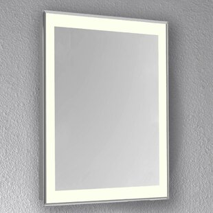 Best Reviews Edge Electric Bathroom/Vanity Mirror By Latitude Run