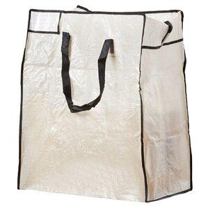 Storage and Organization Medium Tote Bag with Trim