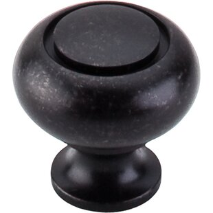 Normandy Ring Round Knob