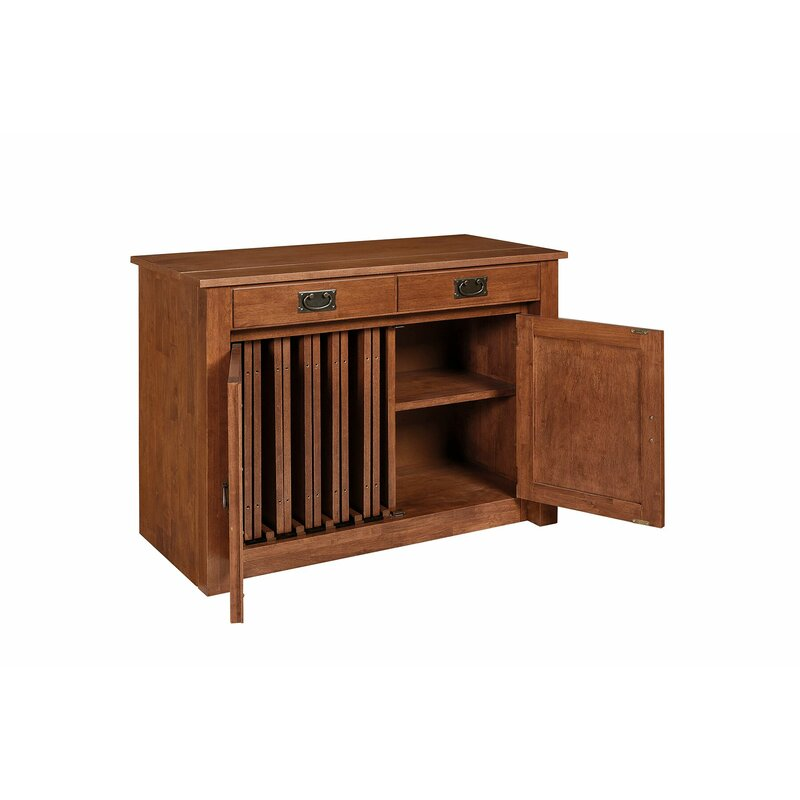 Stakmore Shaker Mission Style Expanding Accent Cabinet Reviews