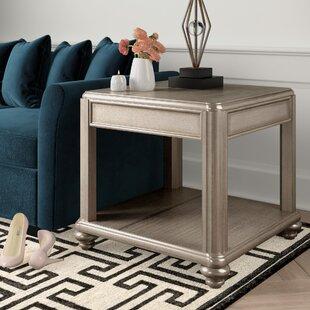 Annunziata End Table by Willa Arlo Interiors