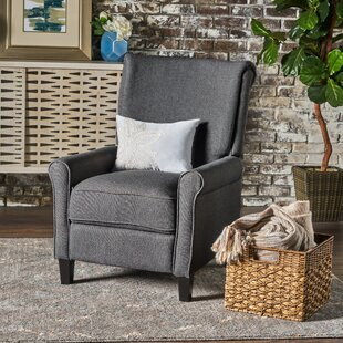 Read Reviews Lulu Manual Recliner by Andover Mills Reviews (2019) & Buyer's Guide