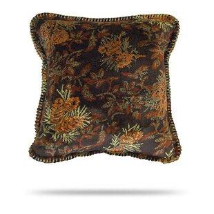 Fenn Pine Trail Throw Pillow
