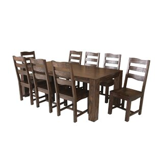 Strasbourg 9 Piece Dining Set