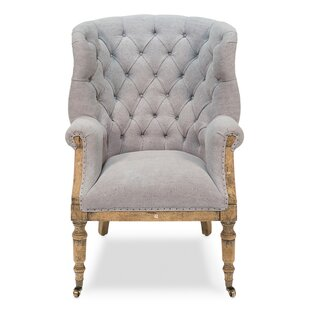 Sarreid Ltd Talmont Wingback Chair