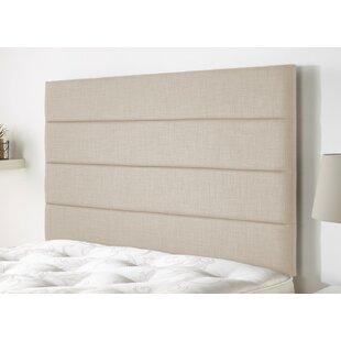 Furniture Careful Black Gloss Headboard Double Bed Frame Bed Frames & Divan Bases