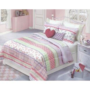 Kaylani 3 Piece Full/Queen Comforter Set