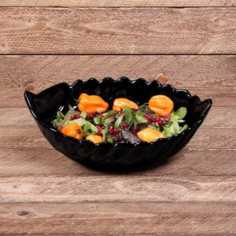 Elite Global Solutions Tropicana Melamine 88 Fl Oz Serving Bowl Wayfair