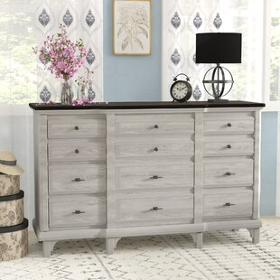 Georgetown 12 Drawer Dresser by Beachcrest Home