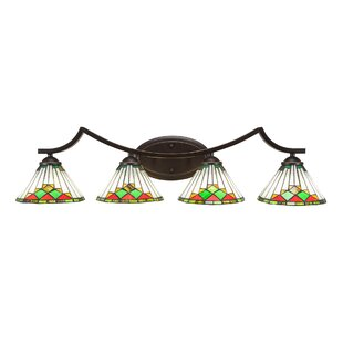 World Menagerie Cambridge 4-Light Vanity Light