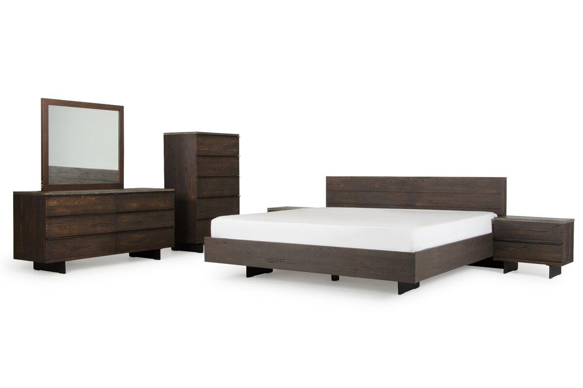 posada platform bed. mercury row posada platform bed  reviews  wayfair