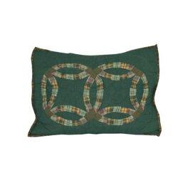 Patch Magic Colonial Santa Pillow Sham Wayfair