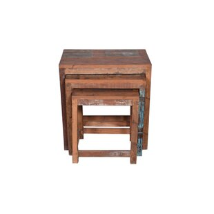 Meacham 3 Piece Nesting Tables by Millwood Pines
