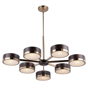 George Oliver Candelaria 7-Light Sputnik Chandelier
