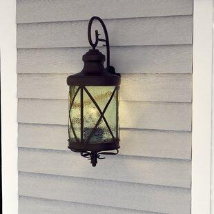 Forestburgh 2-Light Outdoor Wall Lantern