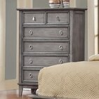 One Allium Way Palmisano 6 Drawer Chest