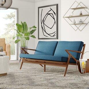 Mcfaddin Mid-Century Modern Sofa