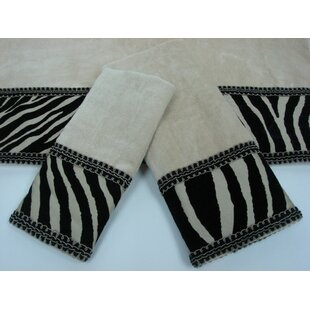 Ogata Decorative 3 Piece Towel Set