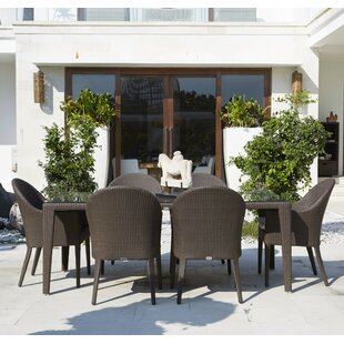 Beachcrest Home Mabel 7 Piece Dining Set ..