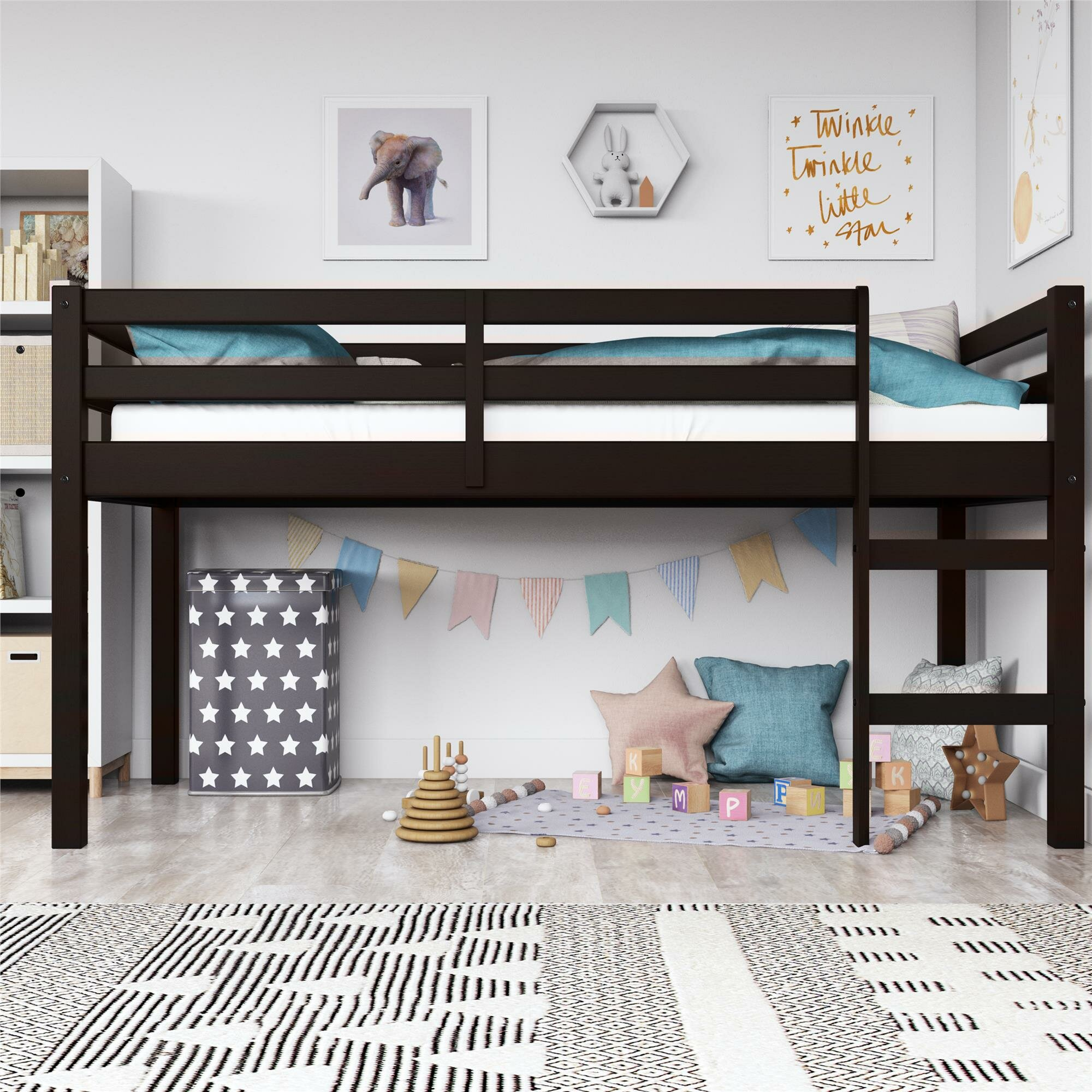 junior twin bed
