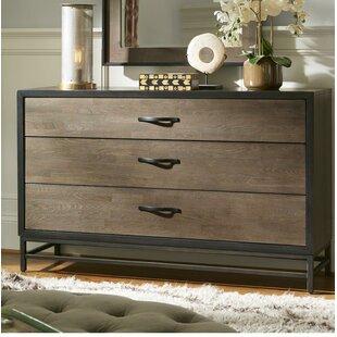 Modern Rustic Interiors Forrest 3 Drawer Dresser