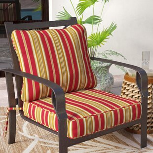 Peery Indoor/Outdoor Lounge Chair Cushion
