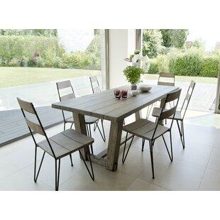 Worden Garden 6 Seater Dining Set Image