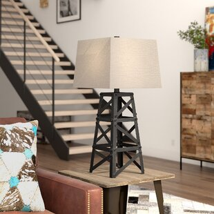 Colvin Tower 31.5 Table Lamp