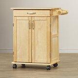 Athena Kitchen Cart by Alcott Hill®