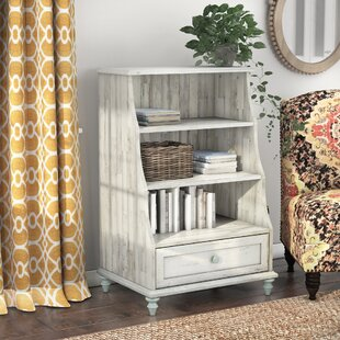 Robichaux Standard Bookcase by Lark Manor