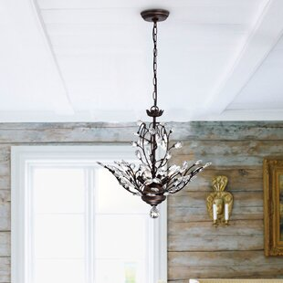 Willa Arlo Interiors Alijah 4-Light LED Candle Style Chandelier