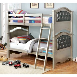 Compare & Buy Clyburn Twin over Twin Bunk Bed by Harriet Bee Reviews (2019) & Buyer's Guide
