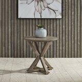 Locust Grove End Table by Gracie Oaks