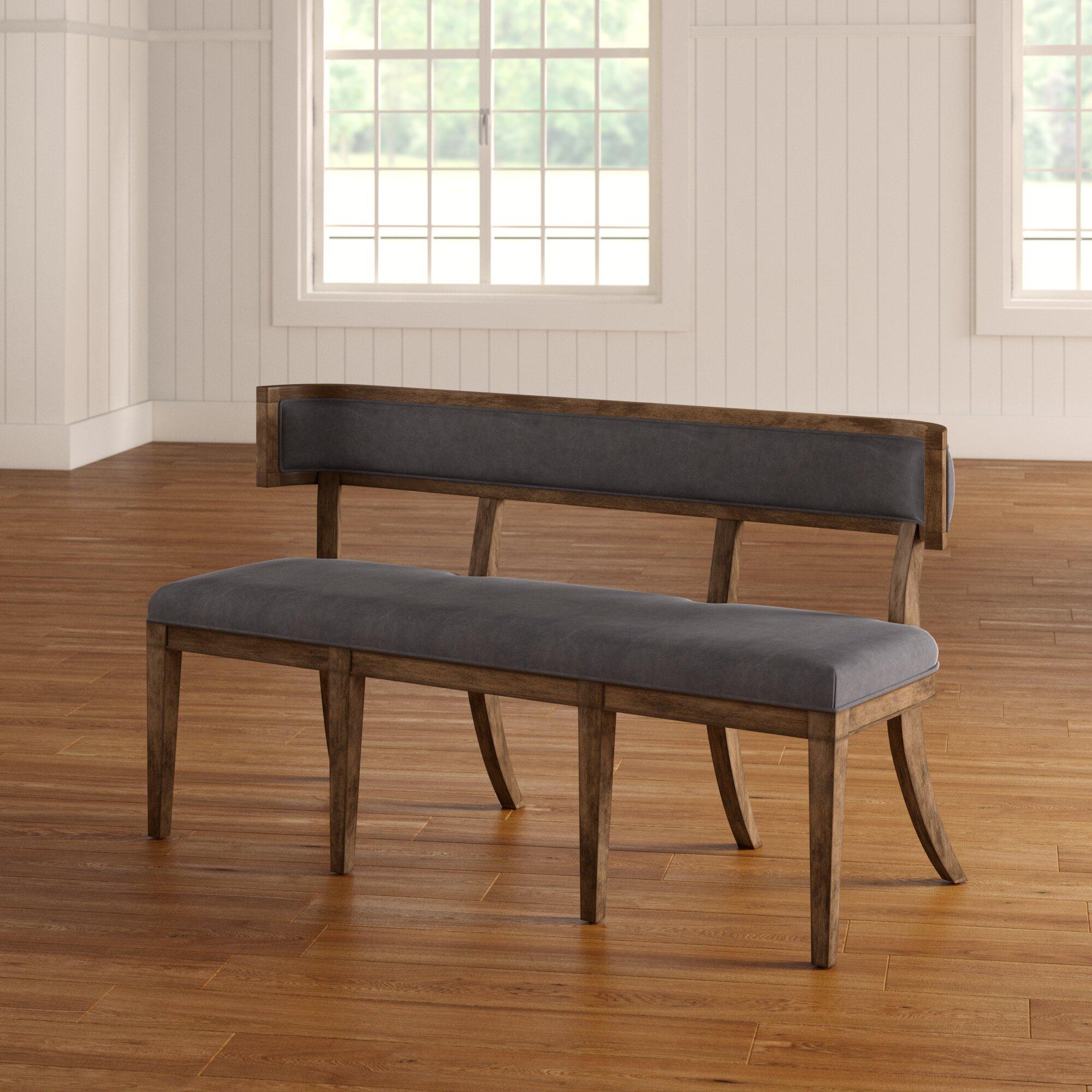 Fantastic Abbigail Upholstered Bench Inzonedesignstudio Interior Chair Design Inzonedesignstudiocom