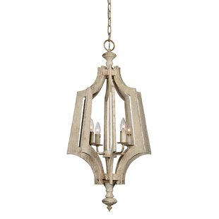 One Allium Way Lo?c 4-Light Foyer Pendant