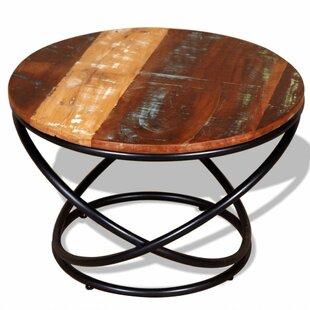 Gaviota Solid Reclaimed Wood Coffee Table By Borough Wharf