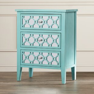Charie 3 Drawer Chest by Willa Arlo Interiors