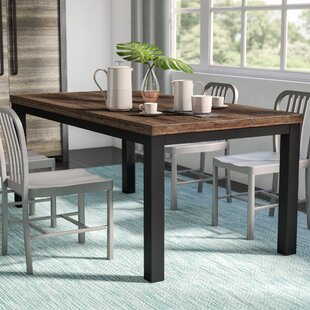 Leo Dining Table by Mercury Row Great price