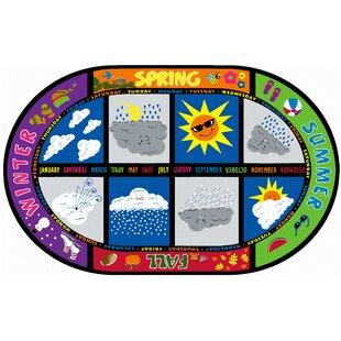 Find for Weather Today Kids Rug ByFlagship Carpets