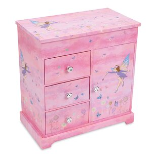 Buying Dance of the Sugar Fairy Musical Jewelry Box ByHarriet Bee