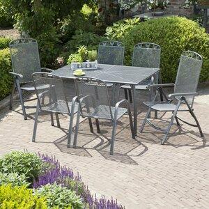6-Sitzer Gartengarnitur Toulouse von GreemotionUK