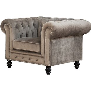 Mistana Brooklyn Chesterfield Chair