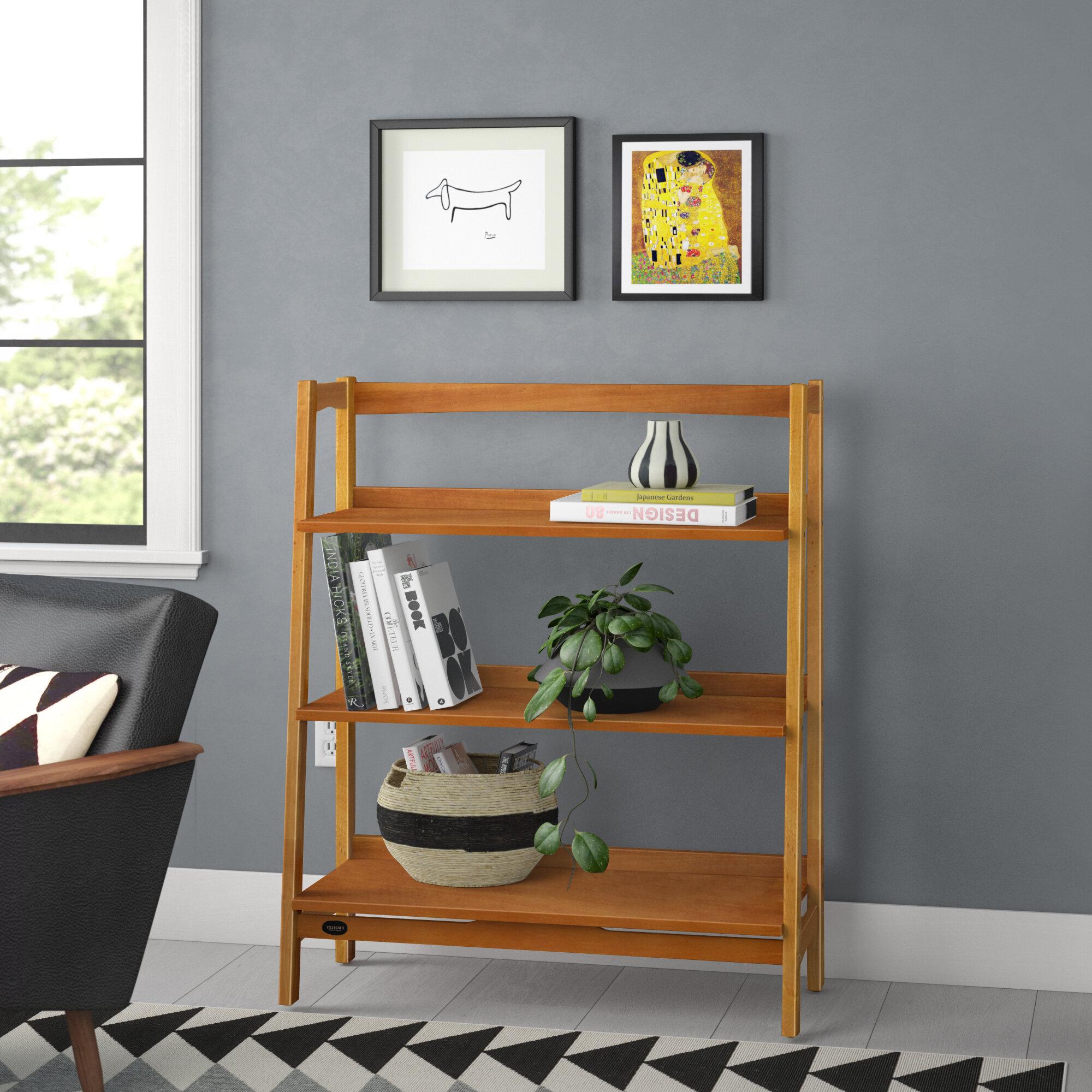 Corban Ladder Bookcase Reviews